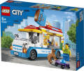 LEGO® City. Great Vehicles. Furgonetka z lodami. 60253.
