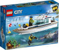 LEGO® City Great Vehicles. Jacht. 60221.