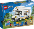 LEGO® City Great Vehicles. Wakacyjny kamper. 60283