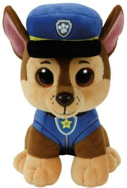Beanie Babies Psi Patrol - Chase 15 cm