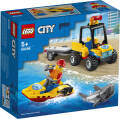 LEGO® City Great Vehicles. Plażowy quad ratunkowy. 60286