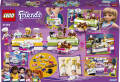 Friends - LEGO® Friends. Konkurs pieczenia. 41393.