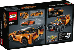 LEGO® Technic. Chevrolet Corvette ZR1 2w1. 42093.